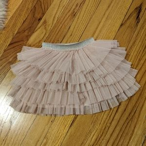 Gorgeous layered tulle skirt Zara Kids